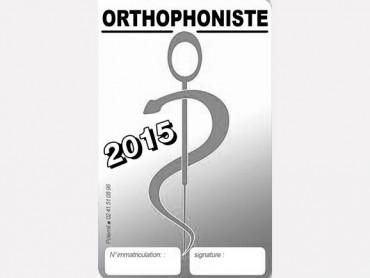 Orthophoniste